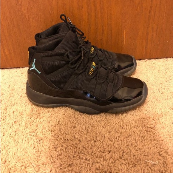 low priced 511d9 447ff Gamma Blue 11s Size 6.5